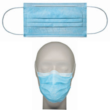 Load image into Gallery viewer, Disposable Face Mask 3ply 50Pcs/Box