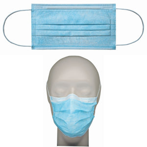 Disposable Face Mask 3ply 50Pcs/Box