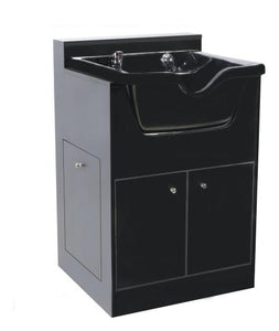 Shampoo Sink With Cabinet