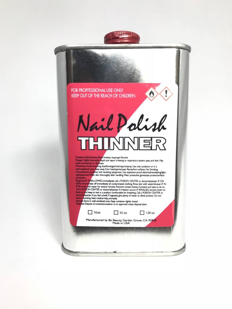 Nail Polish Thinner 16oz