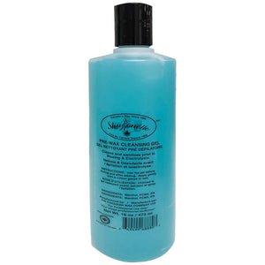 Sharonelle Pre Wax Cleansing Gel Blue 16oz