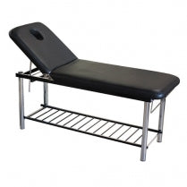 Facial Table With Adjustable Backrest