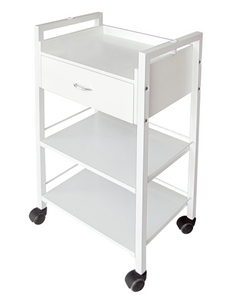 Trolley With Single Drawer