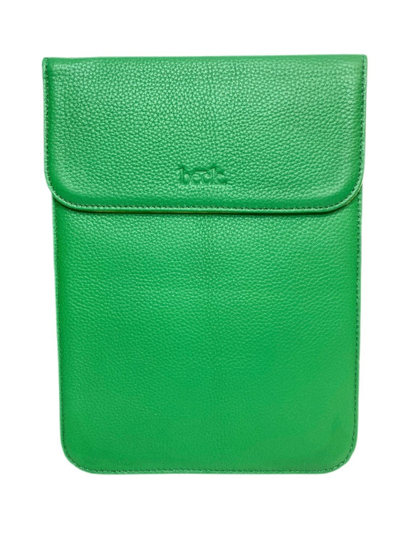 Beck Bags - Leather Tablet Case in Envy