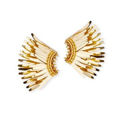 Mignonne Gavigan - Mini Madeline Earrings in Gold
