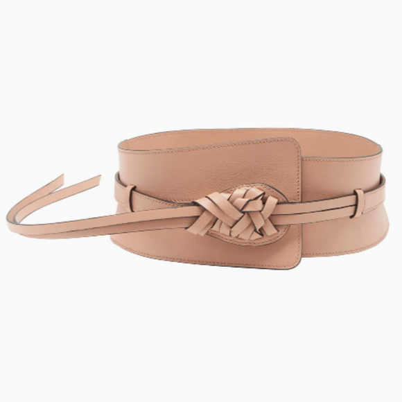 Ulla Johnson - Paola Belt in Rosedust