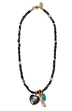 LF Jewels - Catalina Necklace in Black