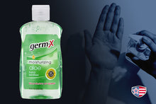 Load image into Gallery viewer, GermX Hand Sanitizer w/ Aloe - 10oz