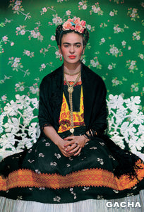 Frida Kahlo (White)