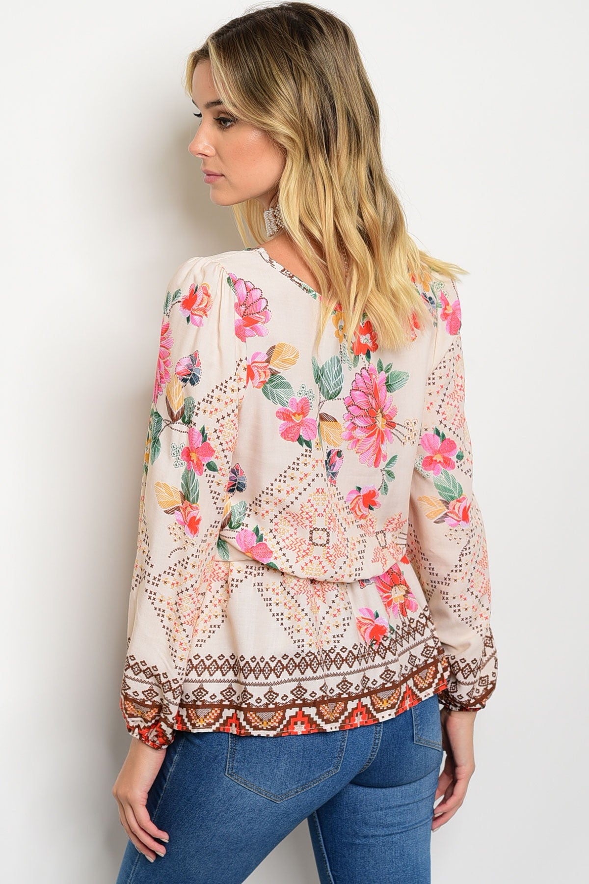 Lilly of the Valley Blouse