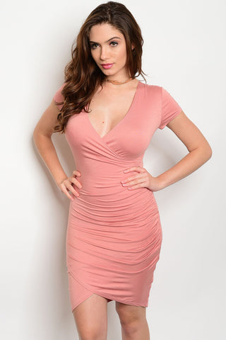 Blushing Beauty Mini Dress