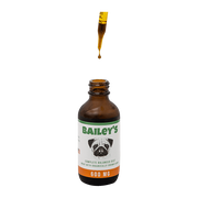 Bailey's Full Spectrum Hemp Derived CBD Oil For Dogs | 600MG 60ml Tincture - CBDNSuch.us