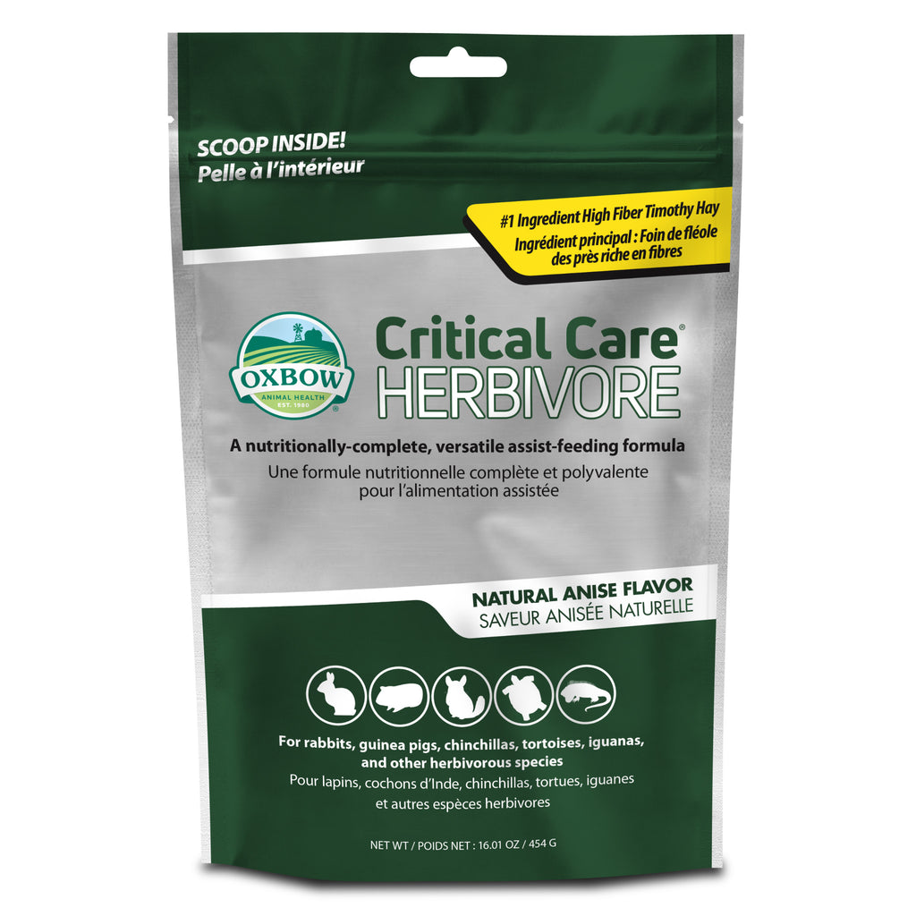 Critical Care Herbivore (Four Varieties) - BinkyBunny.com House Rabbit Store