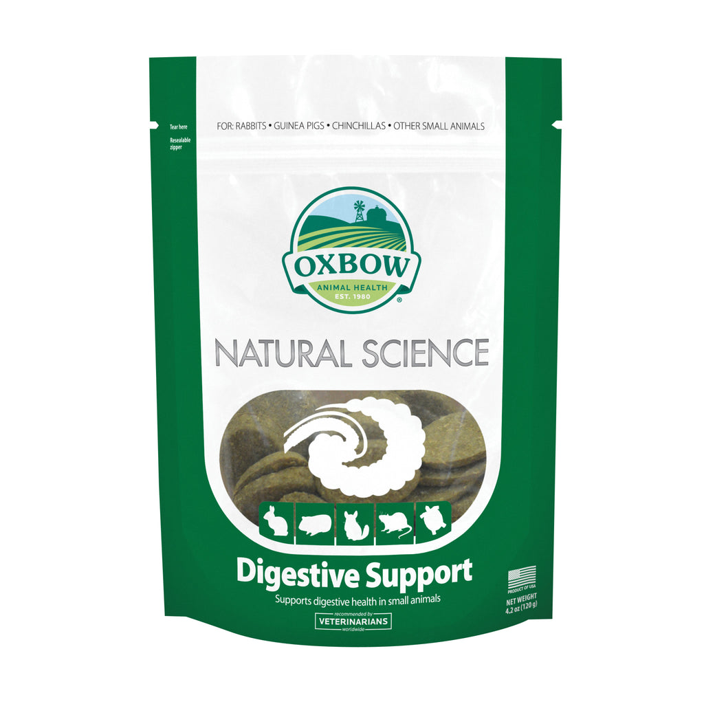 Natural Science DIGESTIVE Support (60 ct.) - BinkyBunny.com House Rabbit Store