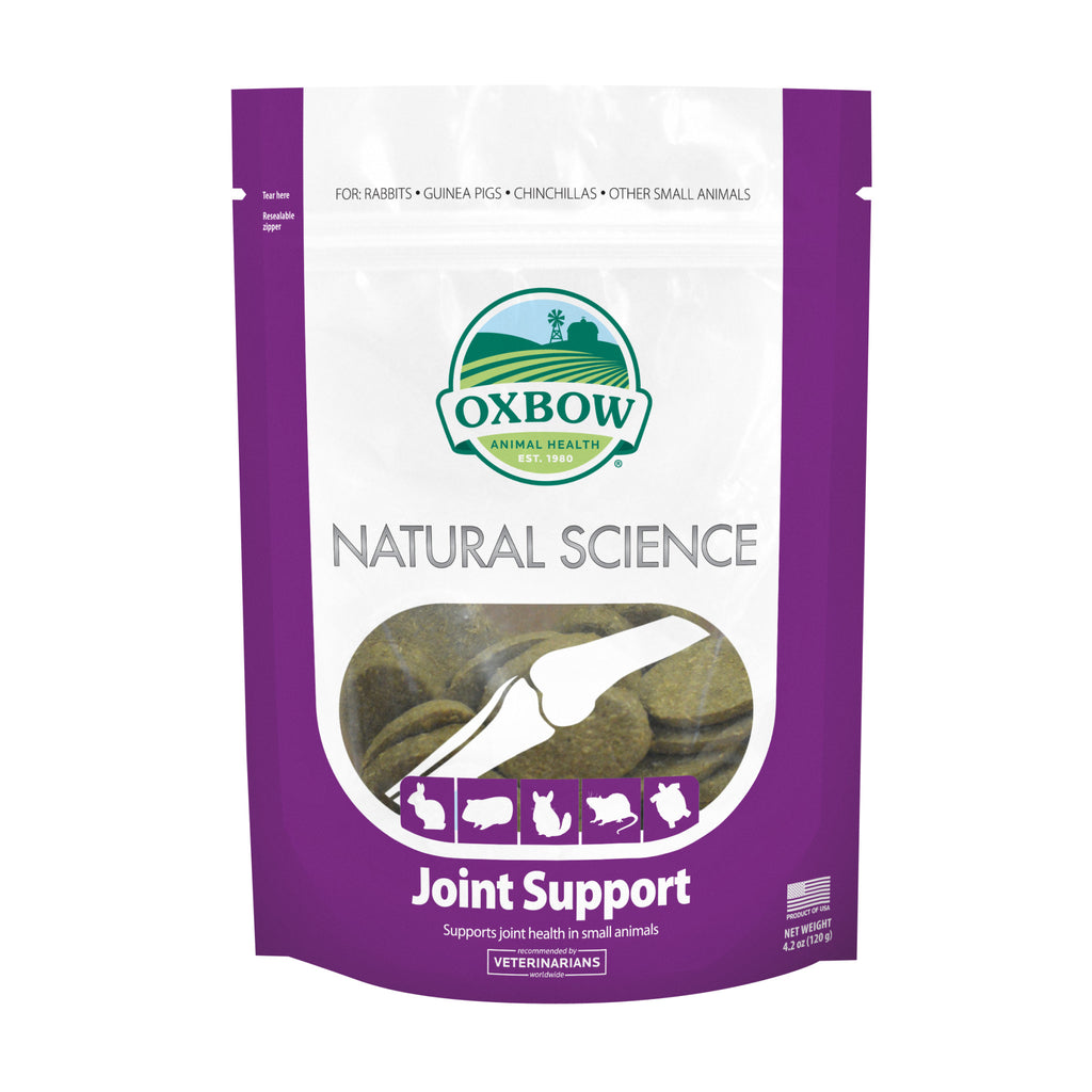 Natural Science JOINT Support (60 ct.) - BinkyBunny.com House Rabbit Store