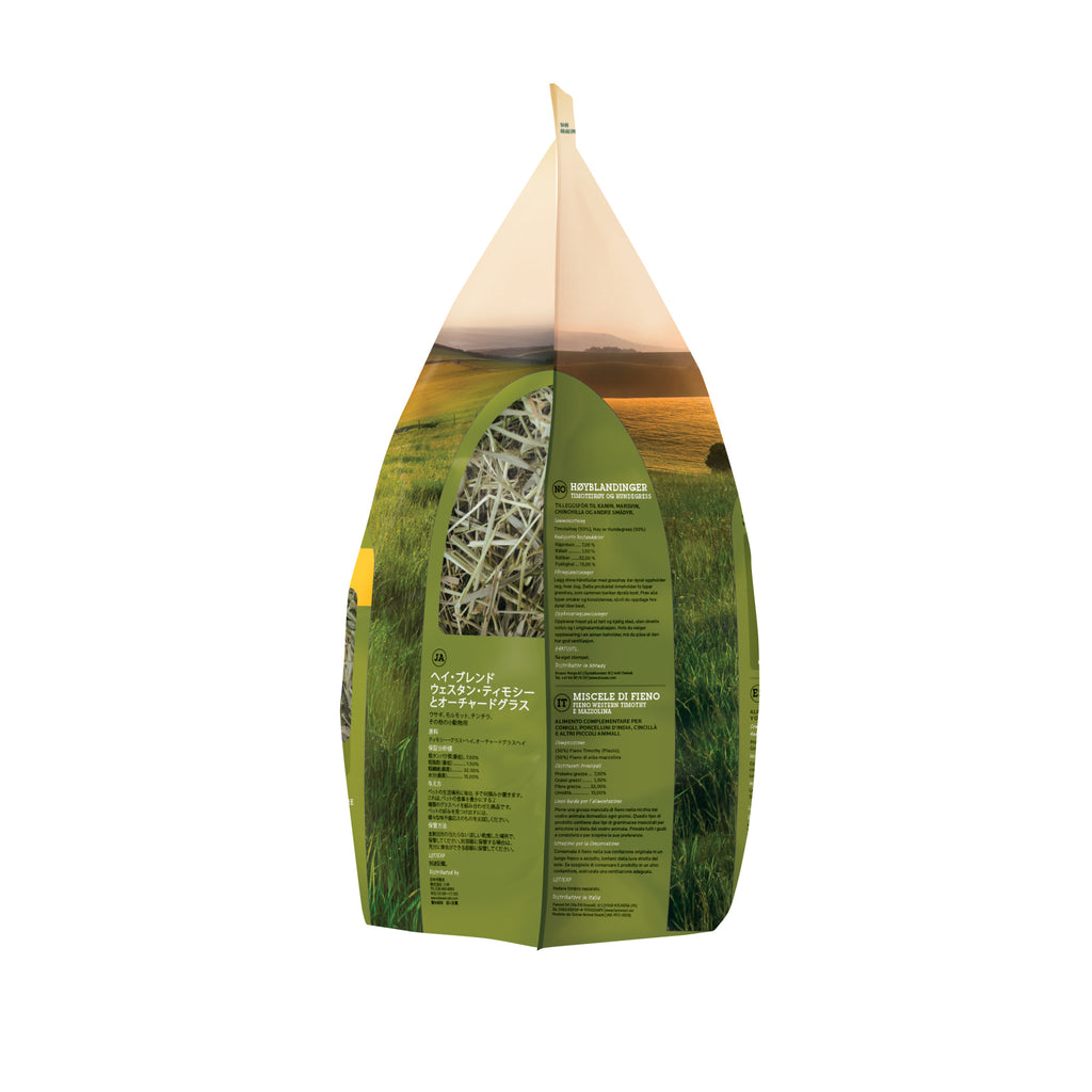 Hay Blend - 40 oz - BinkyBunny.com House Rabbit Store