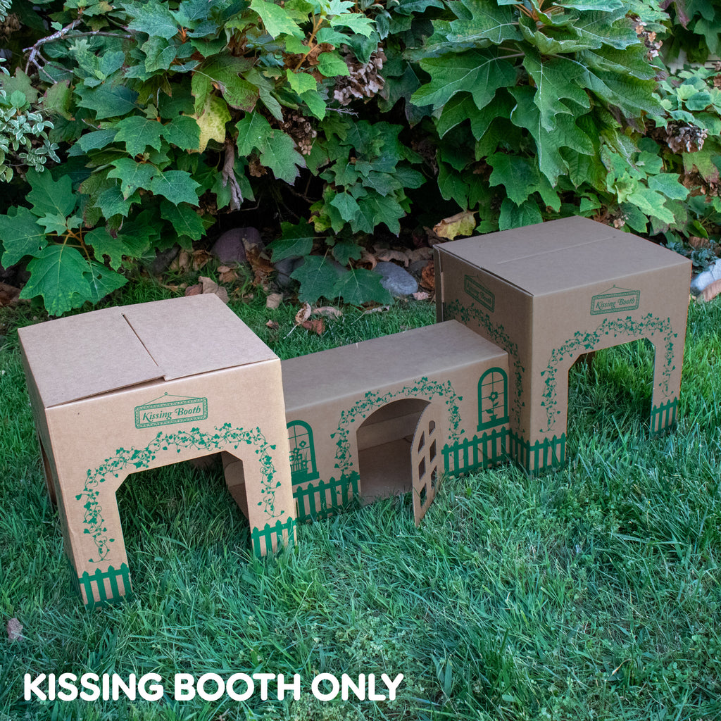 Hopper Hideaway ADDITIONS (2 Choices) - BinkyBunny.com House Rabbit Store