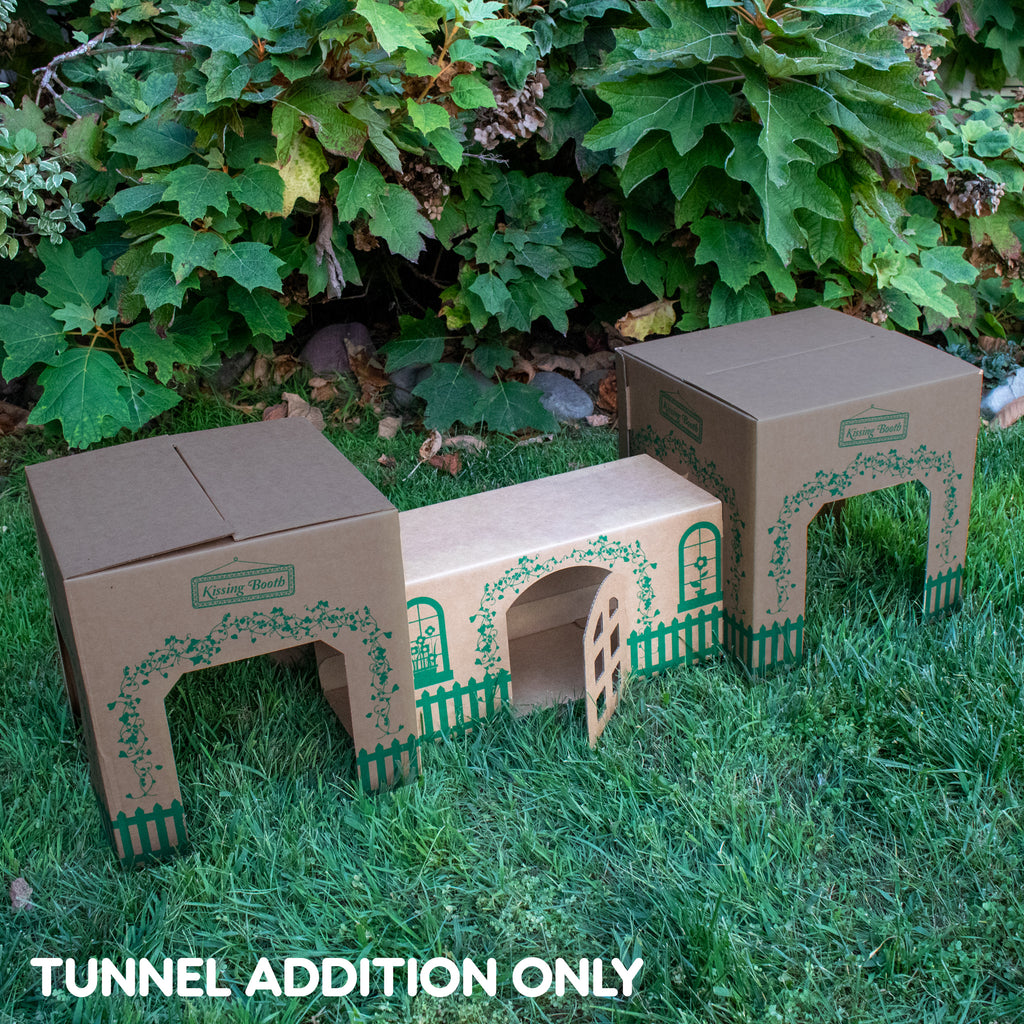 Hopper Hideaway ADDITIONS - BinkyBunny.com House Rabbit Store