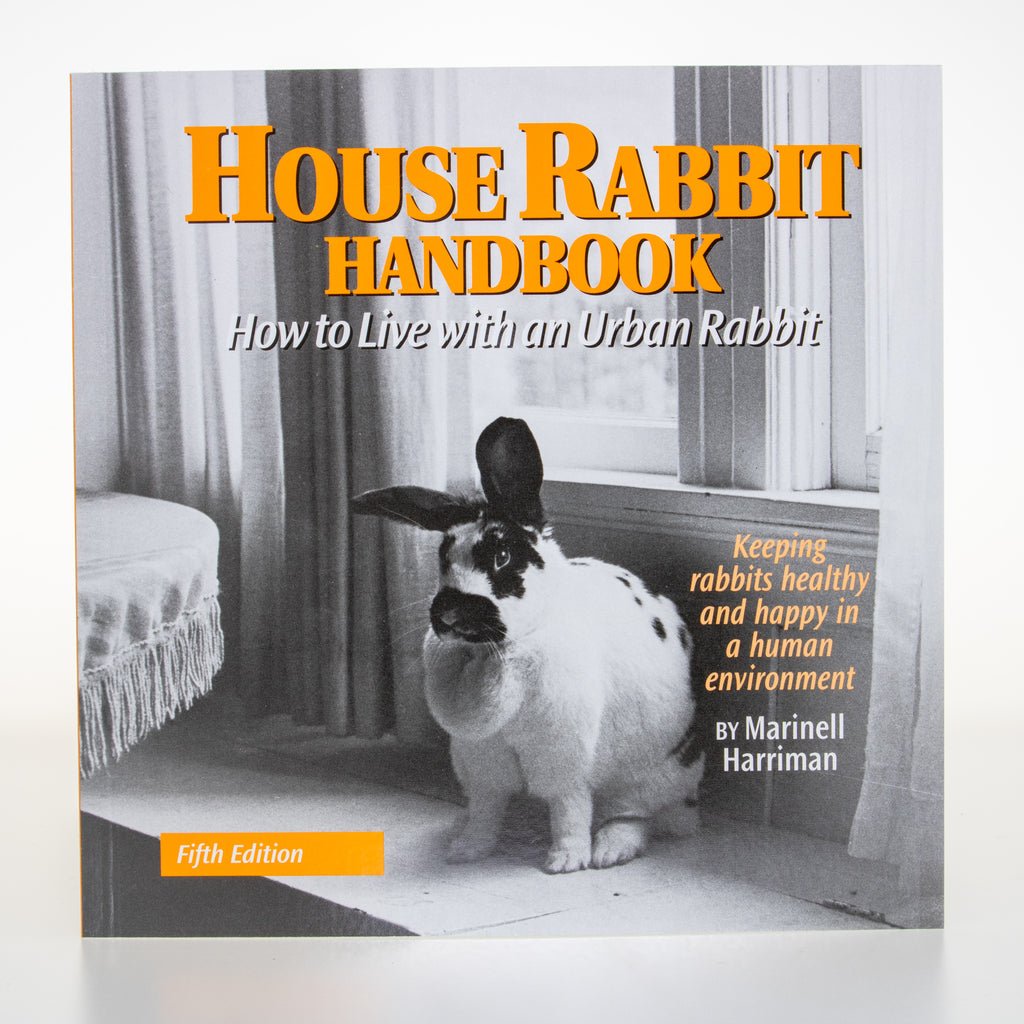 House Rabbit Handbook: How to Live with an Urban Rabbit - BinkyBunny.com House Rabbit Store