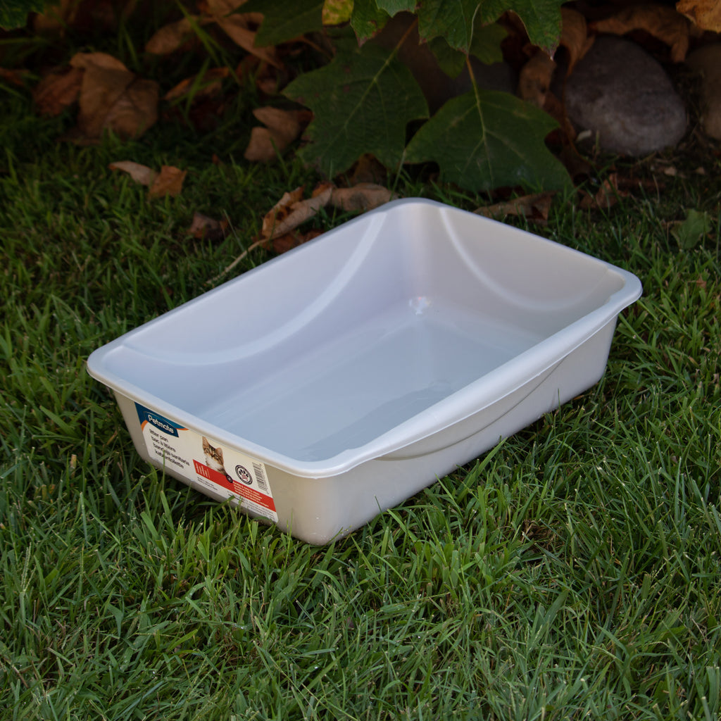 Litter Box (2 Sizes) (We may only have blue left even if you order gray) - BinkyBunny.com House Rabbit Store