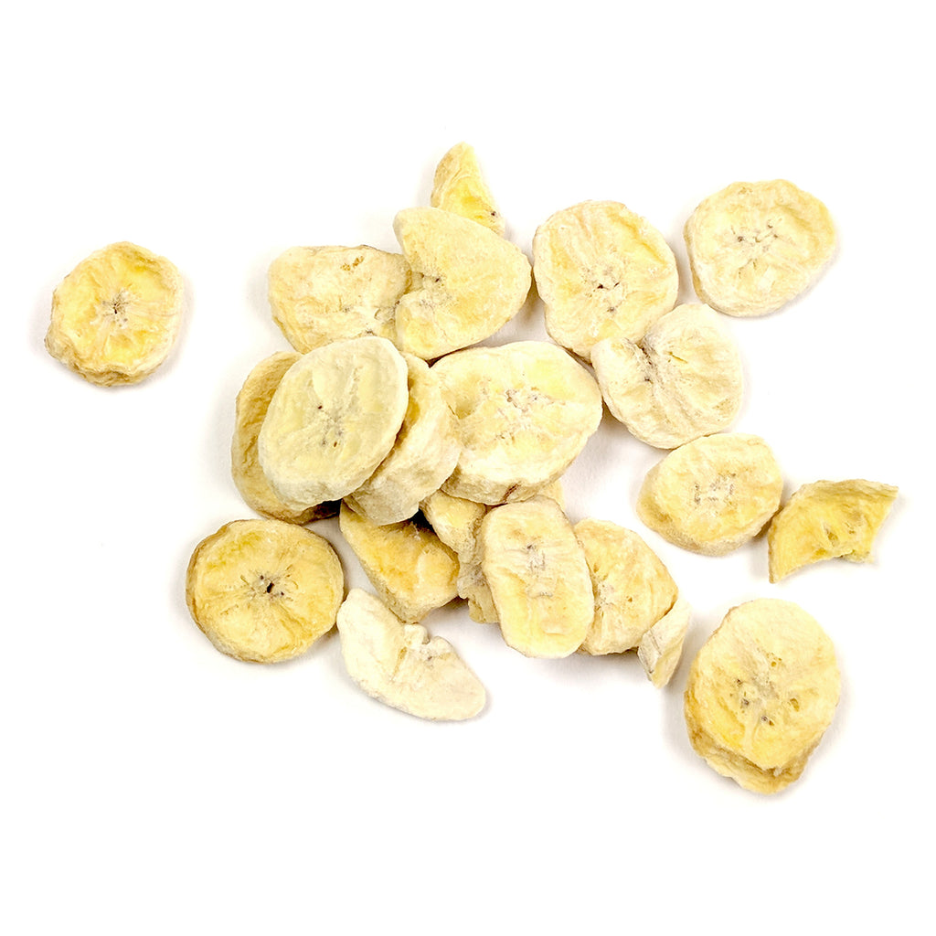 Simple Rewards Banana Treats - BinkyBunny.com House Rabbit Store