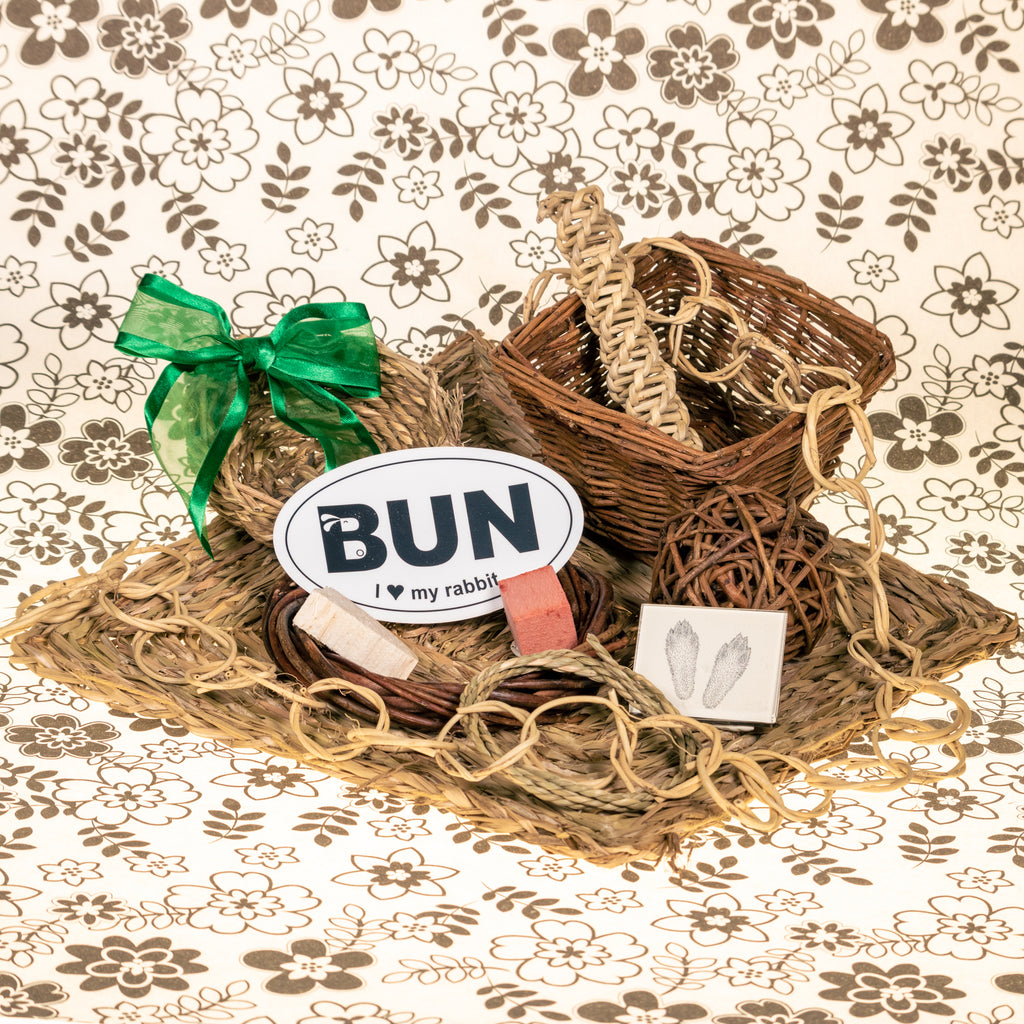 Baskets & Toys  EASTER/SPRING Edition - BinkyBunny.com House Rabbit Store