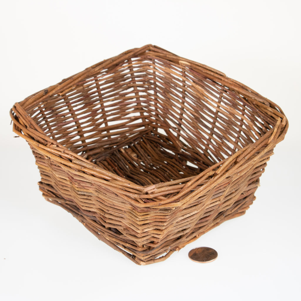 "Square Basket LARGE - 6 PACK [6.75""] - BinkyBunny.com House Rabbit Store"