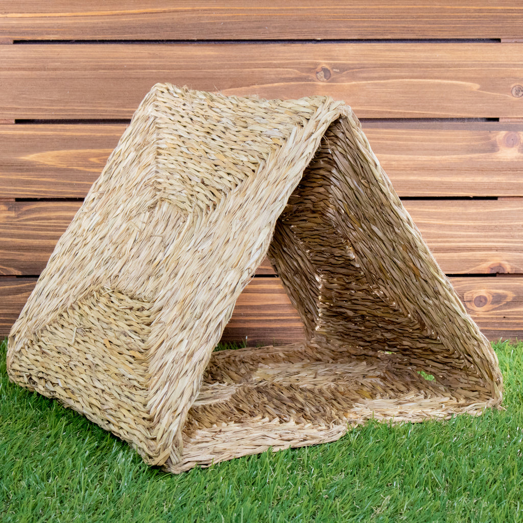 Triangle Folding Tunnel - BinkyBunny.com House Rabbit Store