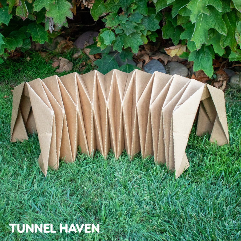 TUNNEL HAVEN (BinkyBunny) - BinkyBunny.com House Rabbit Store