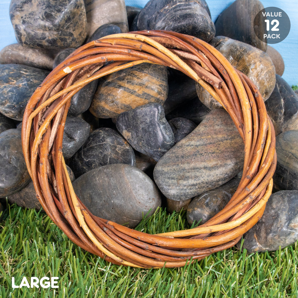Willow Ring LARGE - 12 PACK - BinkyBunny.com House Rabbit Store