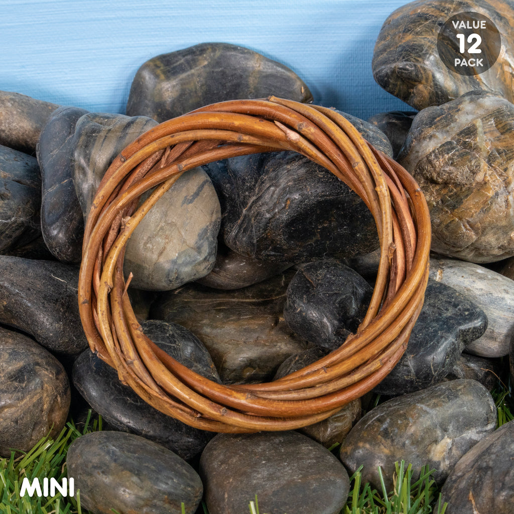 Willow Ring MINI - 12 PACK - BinkyBunny.com House Rabbit Store