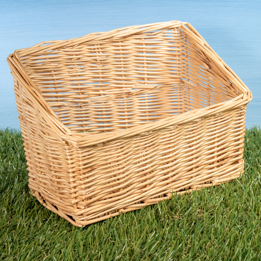 Willow Hay Rack (Peeled) - BinkyBunny.com House Rabbit Store