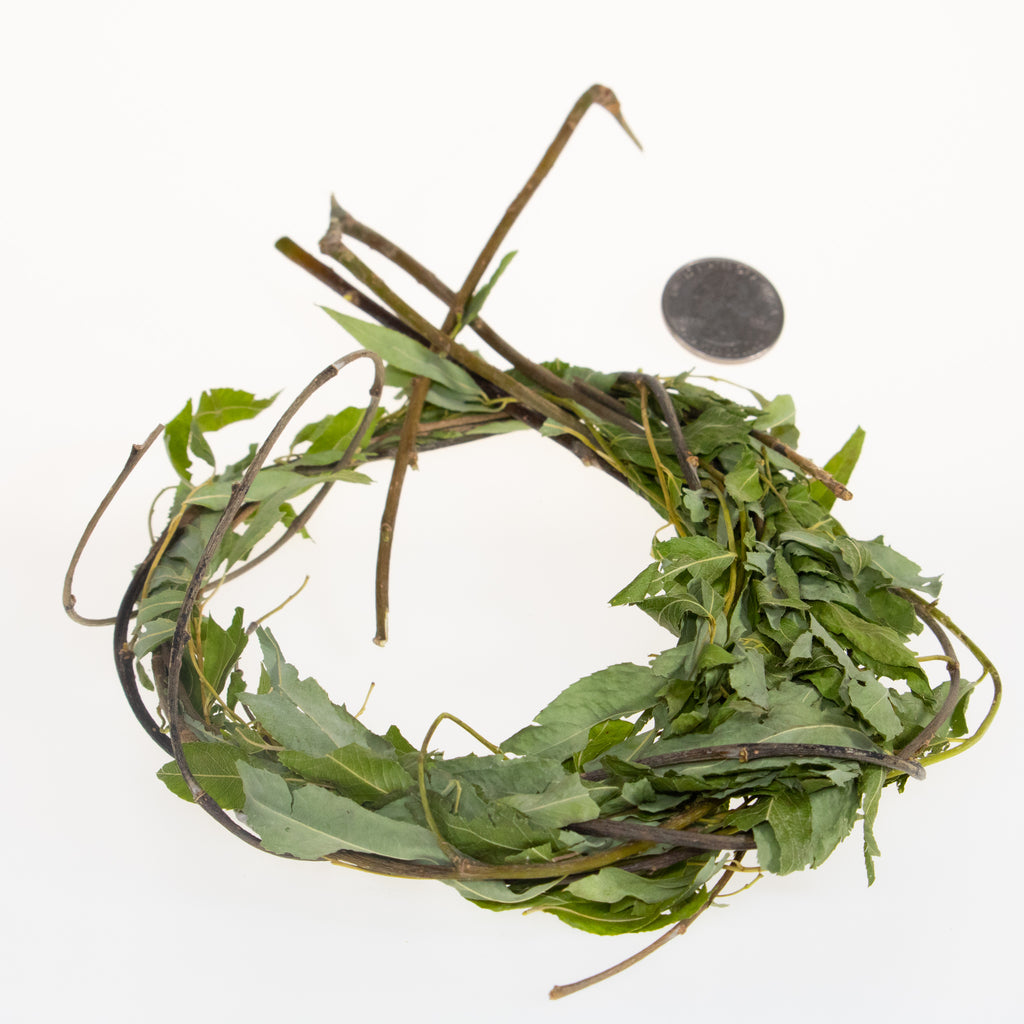 Willow Wreath - IMPERFECT - BinkyBunny.com House Rabbit Store
