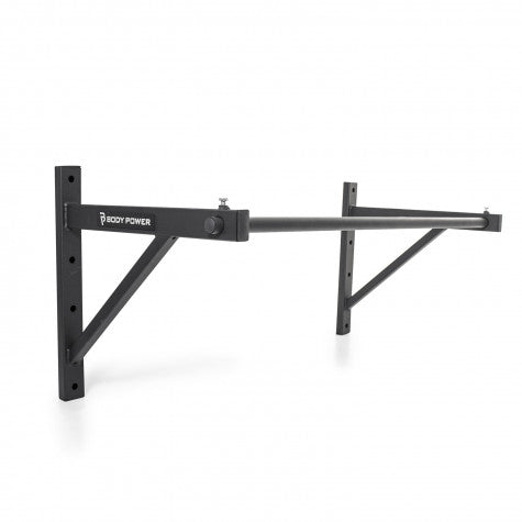 Body Power Wall Mounted Pull Up Station - GymCrib
