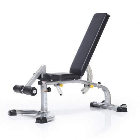 TuffStuff CMB-375 Evolution Series Light Commercial FlatInclineDecline Bench - GymCrib