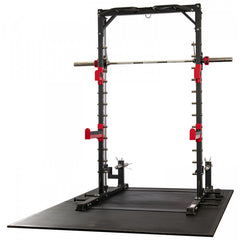 Body Power Smith Half Rack - GymCrib