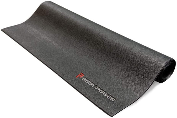 Body Power 4ft x 6ft Floor Protector Mat - GymCrib
