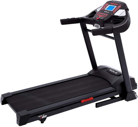 Sole F60 Folding Treadmill - GymCrib