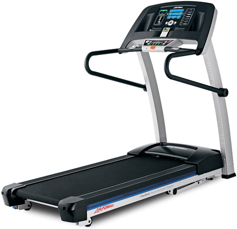 Life Fitness F1 Smart Folding Treadmill - GymCrib
