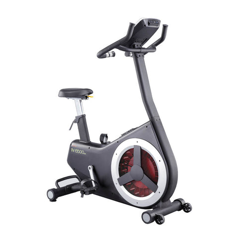 Impetus IV 6500am Air Magnetic Upright Cycle - GymCrib