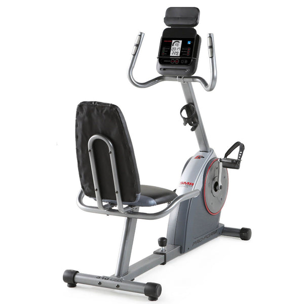 ProForm 310 CSX Recumbent Cycle (12 Month iFIT Membership Included) - GymCrib