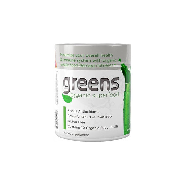 SYSTEMLS™ GREENS ORGANIC SUPERFOOD