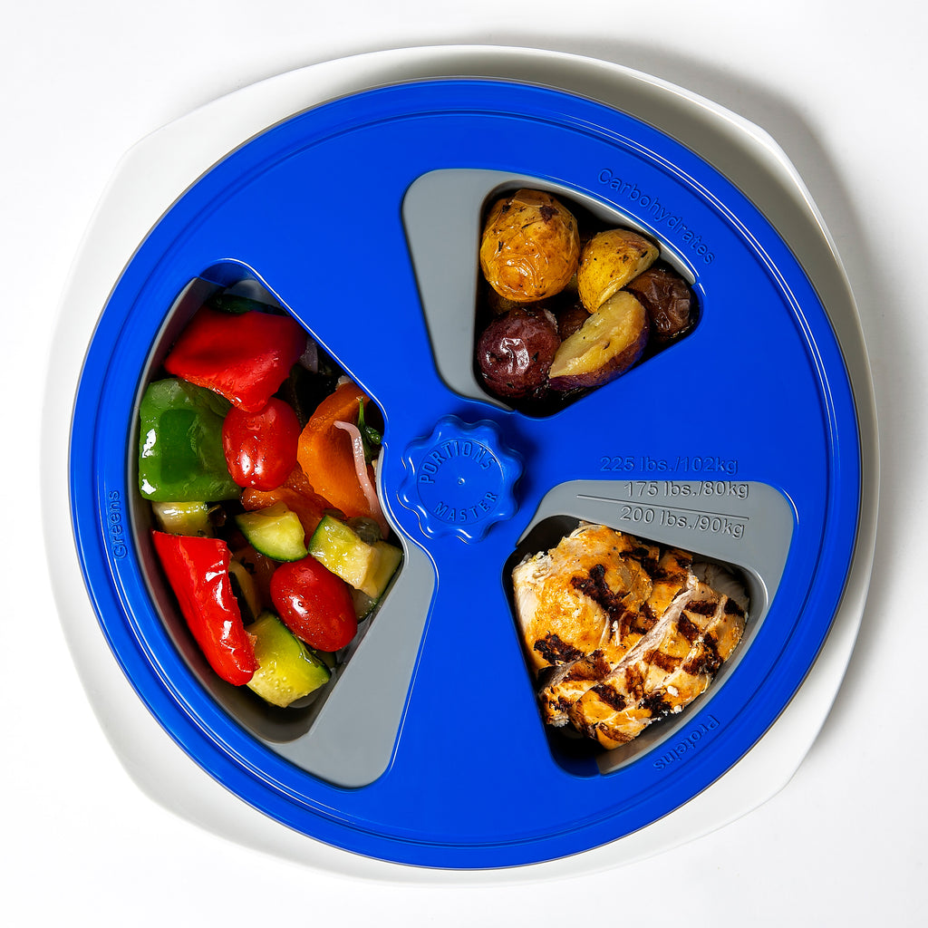 Portions Master - All In One Portion Plate