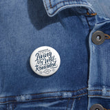 Legacy Button-White