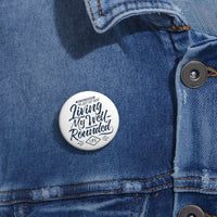 Legacy Button-Navy
