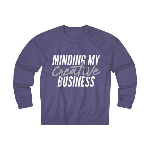 Unisex Minding French Terry Crew
