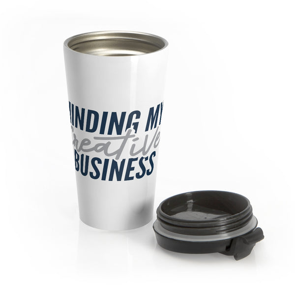 Stainless Steel Minding Travel Mug