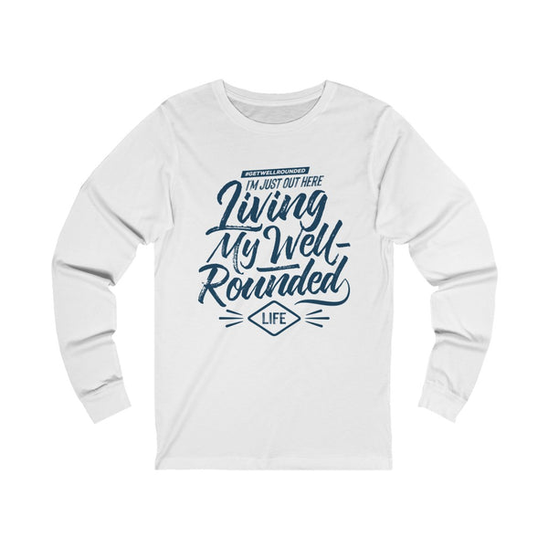 Unisex Well-Rounded Jersey Long Sleeve Tee