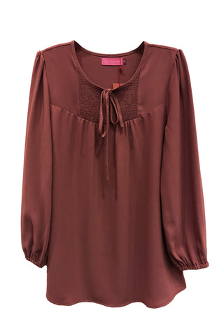 Ribbon Knot Blouse