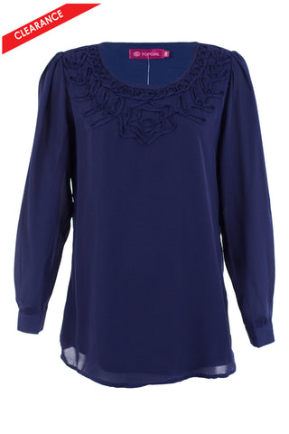 Stylish Embroidery Blouse
